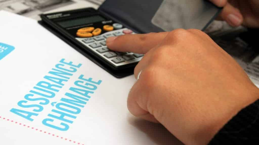 Calculer le montant de l'Allocations chômage
