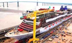 Saint-Nazaire : des chantiers navals qui ont le vent en poupe