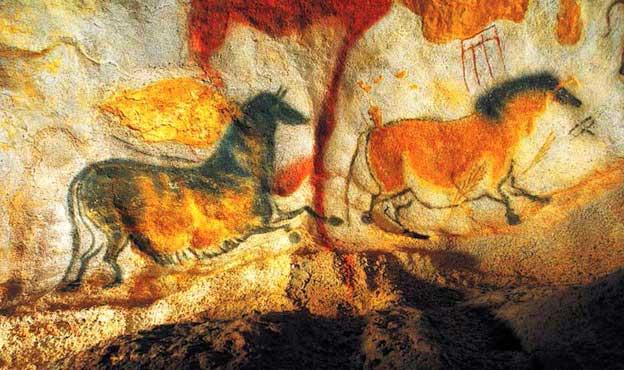 Fresques de la Grotte de Lascaux