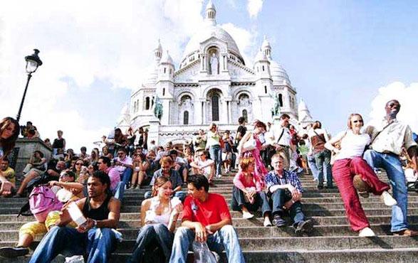 Le Sacre-Coeur, incontournable en Ile-de-France