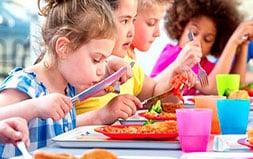 Cantines scolaires : vers une utilisation renforcée des produits bio