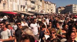 Marche organisee a La Rochelle