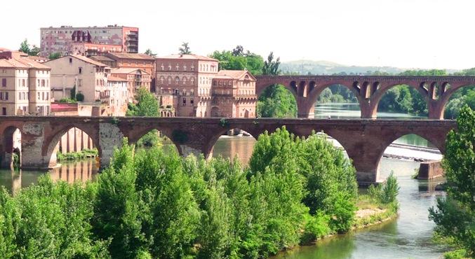 Ponts sur le Tarn