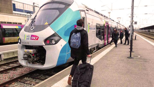 Train TER des Pays de la Loire