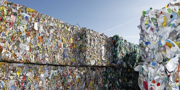Dechets En Papier Recyclage Dechetterie