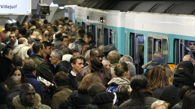Metro Ratp Paris