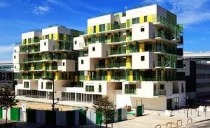 Exemple de logements sociaux neufs