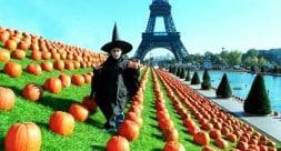 Feter Halloween A Paris