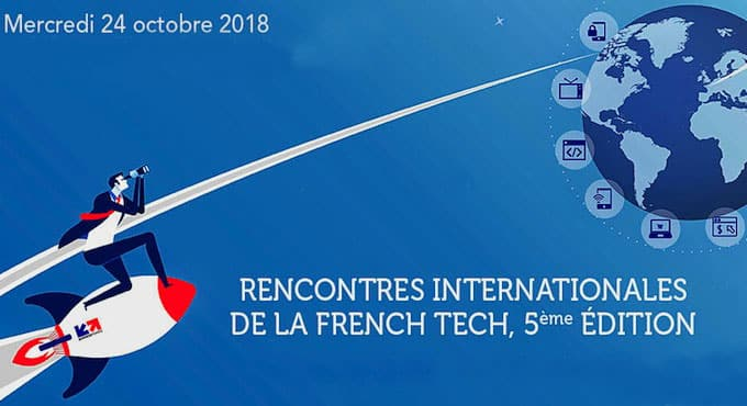 Rencontres Internationales De La French Tech