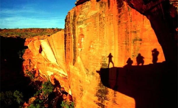 Survie dans des canyons