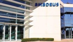 vue du siège Amadeus