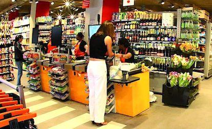 Supermarchés : vers une disparition complète des caissières ?