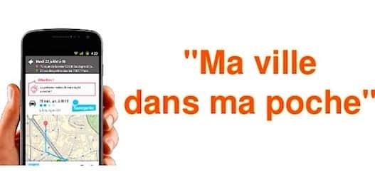 Smart City : une application mobile conçue par Orange