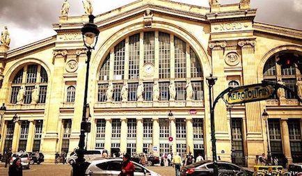 La Gare Du Nord A Paris Propose Un Depot De Bagages