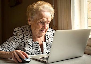 Les Seniors Utilisent Plus Le Numerique