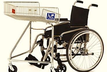 Poir Faciliter Les Courses Des Personnes Handicape Ees Le Handicaddie