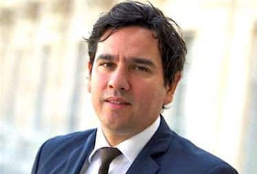 Sebastien Soriano Le President De Larcep