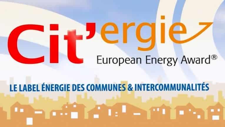 logo du label Cit'ergie