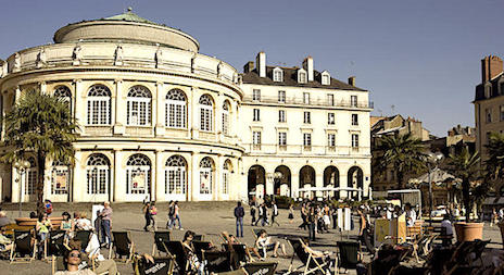 Rennes Métropole accède à la 5G, en tant que grande ville test