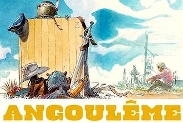 Le Celebre Festival Dangouleme Consacre A La Bande Dessinee Souvre Fin Janvier