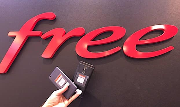 Orange Limite Les Debits De Free Mobile