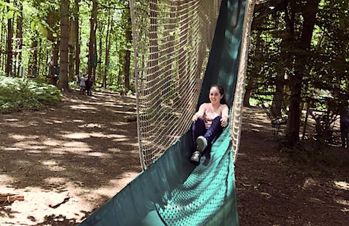 Sherwood Parc Une Grande Varie Te De Jeux De Plein Air