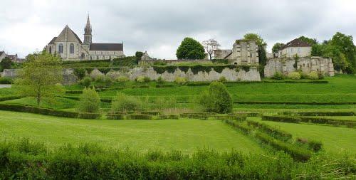 une vue de Crépy-en-Valois