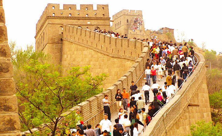 Progression touristique de la Chine : elle pourrait prendre la première place