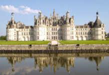 Le château de Chambord fête ses 500 ans en 2019, avec un programme très attractif