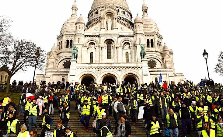 Gilets jaunes : un impact négatif sur le tourisme en Ile-de-France