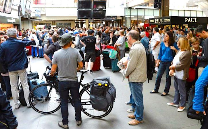 Fréquentation à la SNCF : un dispositif pour mieux compter les passagers
