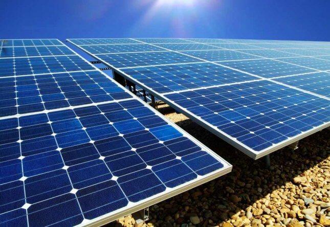 Développement de l'énergie solaire