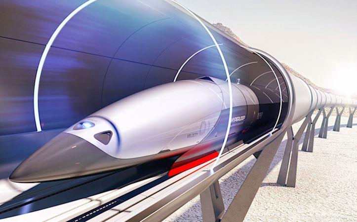 Le projet de train hyper rapide Hyperloop continue sa progression à Toulouse.