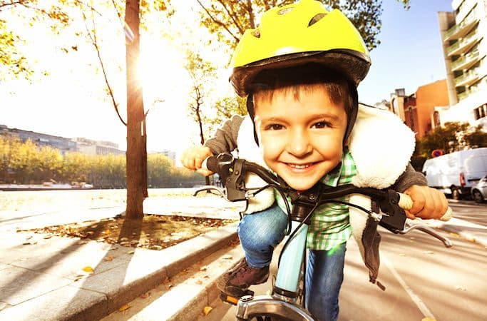 Savoir Rouler à Vélo : des formations destinées aux enfants