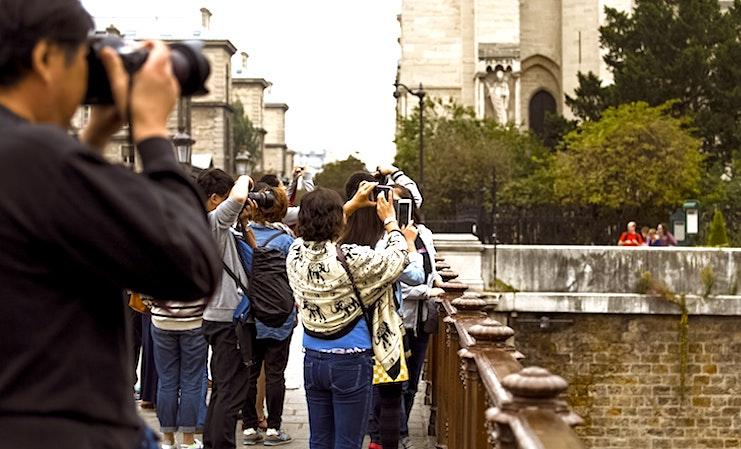 Cathédrale éphémère : une solution temporaire pour les touristes