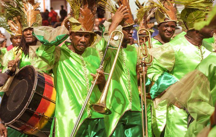 De Nombreux Festivals Musicaux Vont Avoir Lieu En Guadeloupe