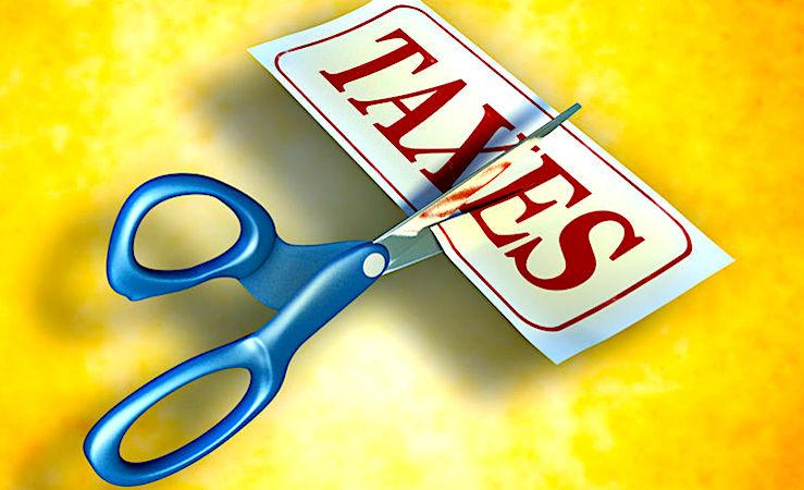 Des allègements d'impôt vont être appliqués durant tout le quinquennat.