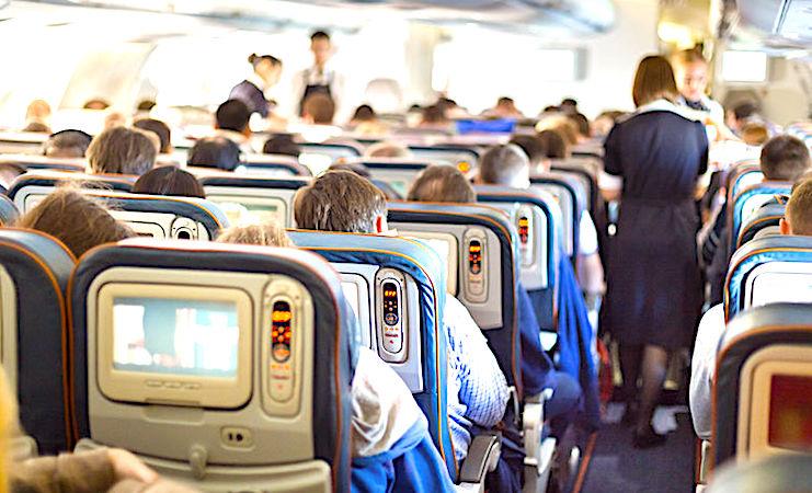 Des restrictions sur certains voyages en avion pourraient être votées.