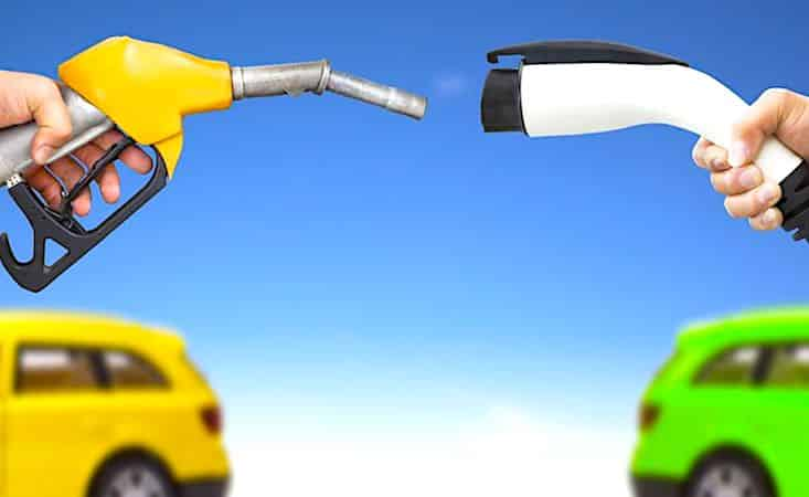 La voiture électrique bénéficie d'une aide à l'achat dans les Bouches-du-Rhône.