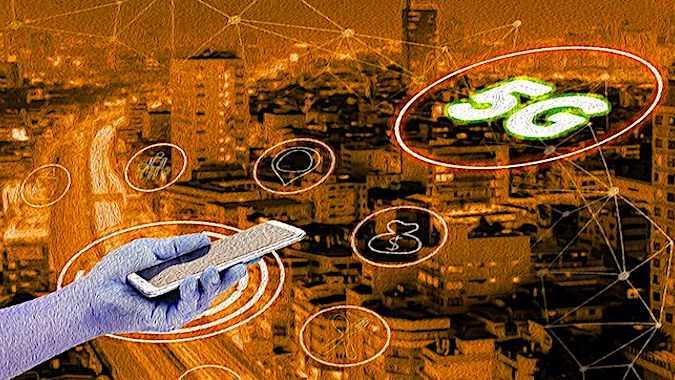Développement de la 5G : Orange prend de l'avance en France