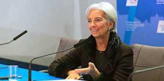 Cropped Deux Dirigeantes Ont E Te Nomine Es Au Niveau De Lunion Europe Enne Dont Christine Lagarde