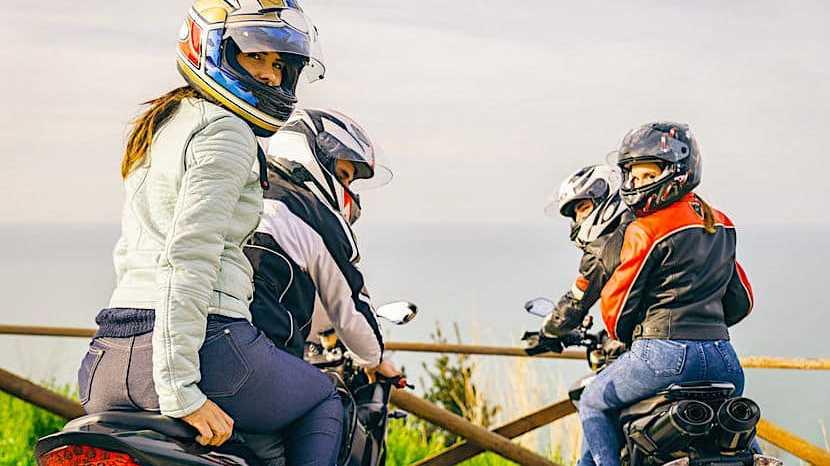 Radar anti-bruit : pour sanctionner les motards qui abusent