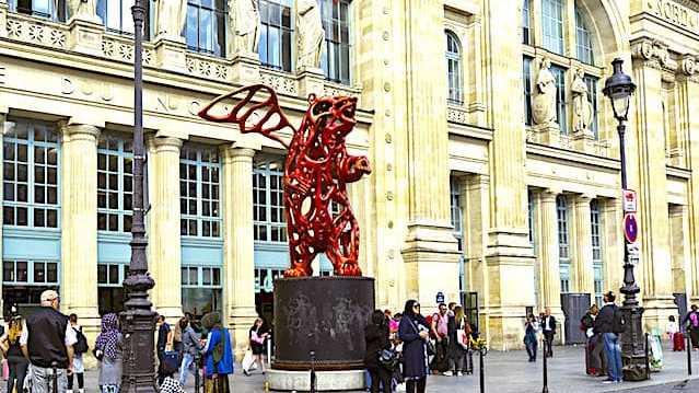 Réaménagement de la Gare du Nord : un chantier controversé