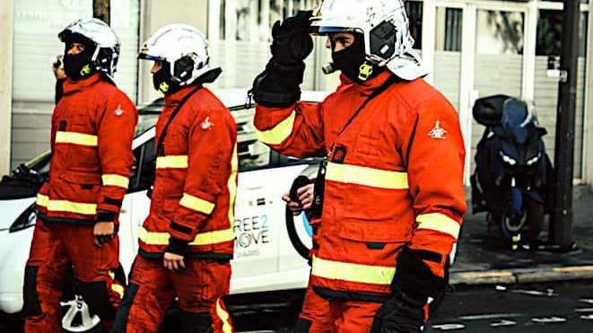 Agressions contre des pompiers : une explosion depuis le début de l'année