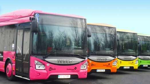 Cropped Bus Gratuits
