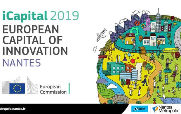 Nantes, capitale de l'innovation 2019