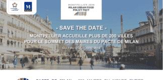 Montpellier accueille les rencontres du pacte de Milan