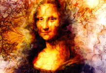 La Joconde vivante, c'est possible grâce à la modélisation proposée via un casque 3D, au musée du Louvre.