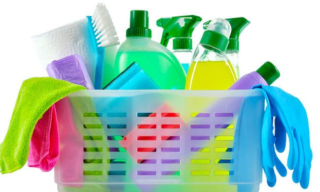 Certains produits ménagers sont clairement toxiques.