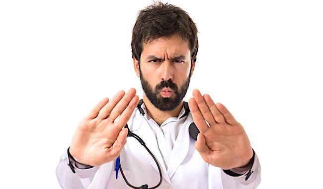 Le refus de patients est pratiqué en France par près d'un médecin sur deux.